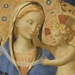 Madonna door Fra Angelico